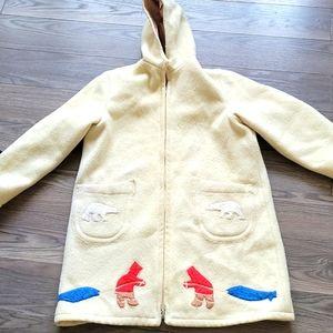 Hudson Bay Vintage Wool Coat